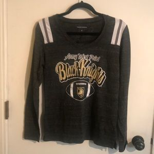 Army West Point long sleeve shirt